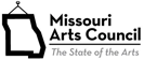 Missouri Arts Council More Tests Logo